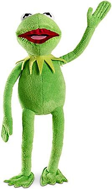 Disney The Muppets Kermit the Frog Exclusive 16-Inch Plush Figure