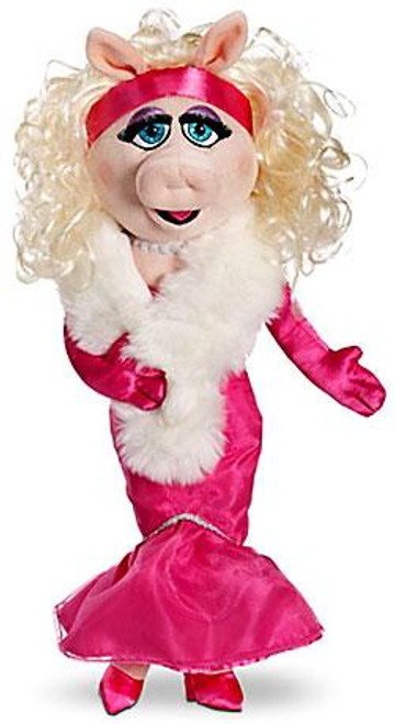 Disney The Muppets Miss Piggy Exclusive 19-Inch Plush Figure [Pink Dress]