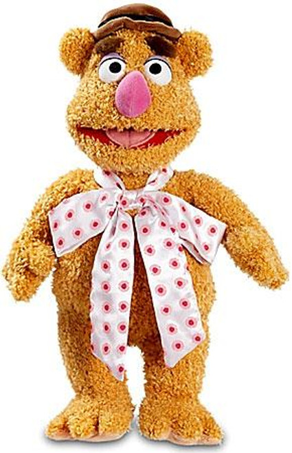 Disney The Muppets Fozzie Bear Exclusive 15-Inch Plush Figure