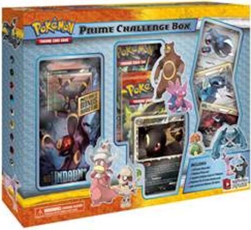 Pokemon Undaunted Prime Challenge Box