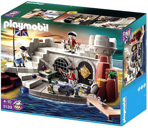 Playmobil Pirates Soldier's Fortress Set #5139