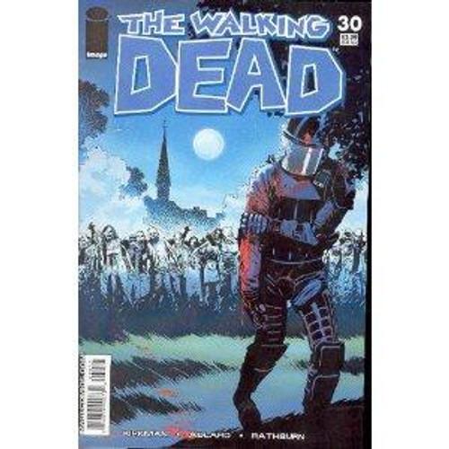 Image Comics The Walking Dead Comic Book #30