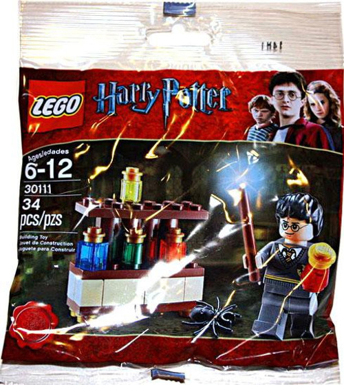 LEGO Harry Potter Series 2 The Lab Exclusive Mini Set #30111 [Bagged]