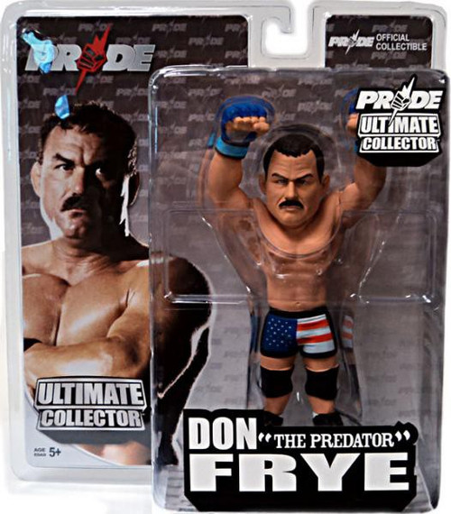 UFC Ultimate Collector Series 9 Don Frye Action Figure [Pride Edition]