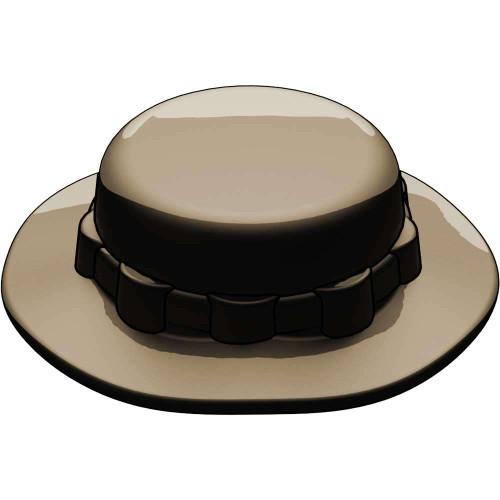 BrickArms Headgear Boonie Hat 2.5-Inch [Dark Tan]