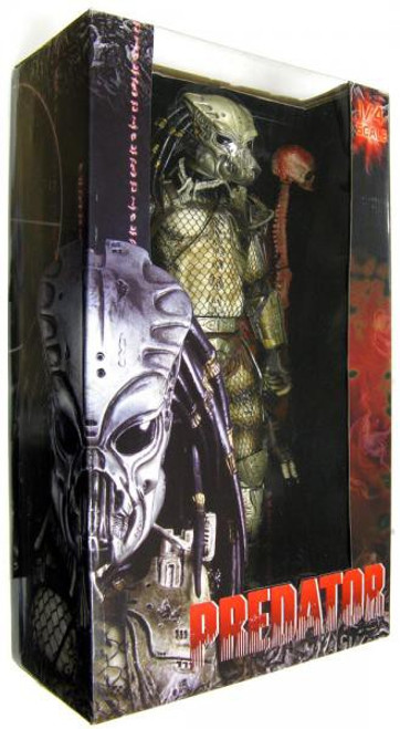 NECA Quarter Scale Guardian Predator Action Figure [Gort]
