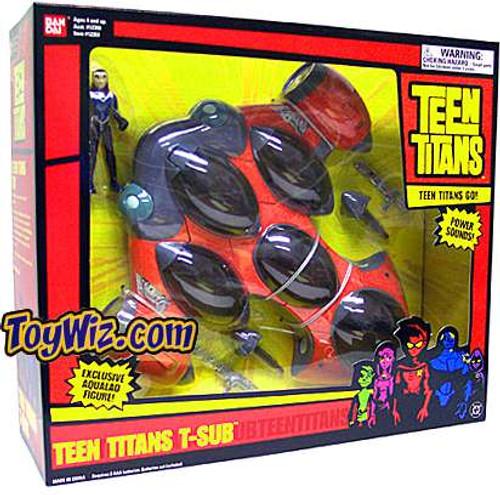 Teen Titans Go! T-Sub Vehicle