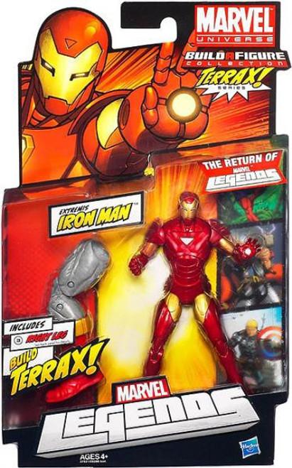 Marvel Legends 2012 Series 1 Terrax Extremis Iron Man Action Figure