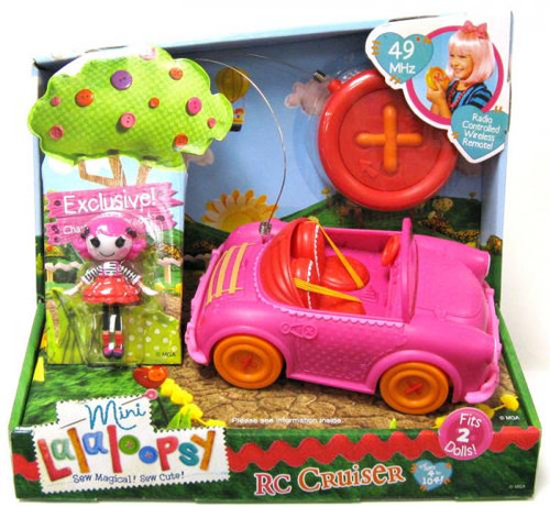 Lalaloopsy RC Cruiser R/C Vehicle [Pink Car]
