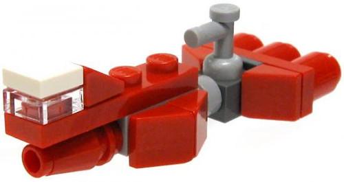LEGO Star Wars Loose Micro Vehicles Republic Cruiser Loose Vehicle [Micro Loose]