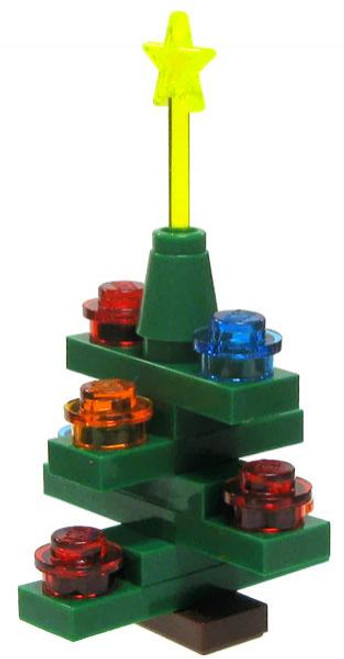 LEGO Items Christmas Tree [Loose]