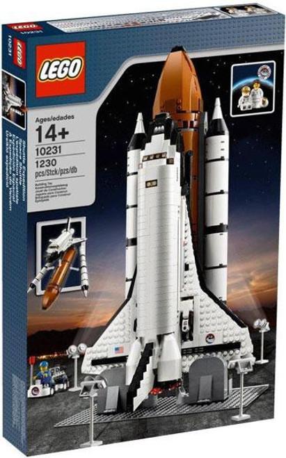 LEGO Shuttle Expedition Set #10231