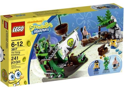 LEGO Spongebob Squarepants Flying Dutchman Set #3817