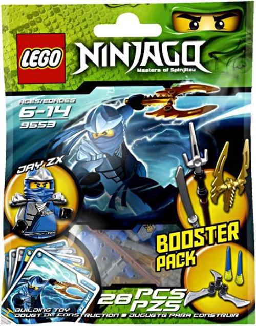 LEGO Ninjago Jay ZX Mini Set #9553 [Bagged]