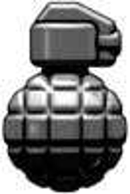 BrickArms Weapons Mk2 Grenade 2.5-Inch [Black]