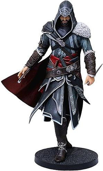 Assassin's Creed Revelations Ezio Auditore Da Firenze Action Figure [Black Box]