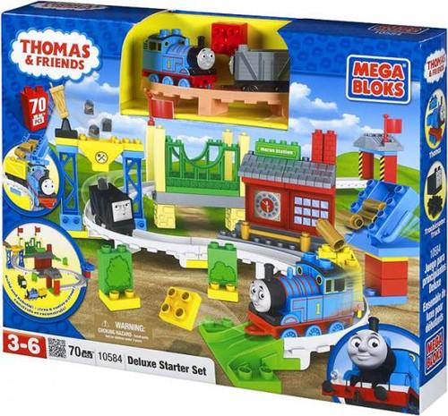 Mega Bloks Thomas & Friends Deluxe Starter Set Set #10584