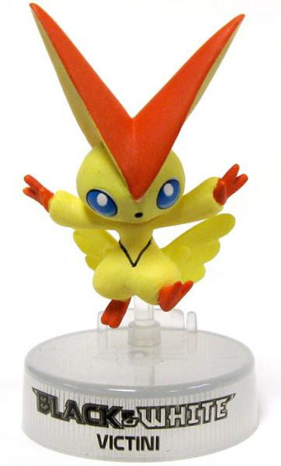 Nintendo Pokemon Black & White Victini 1 1/2-Inch PVC Figure