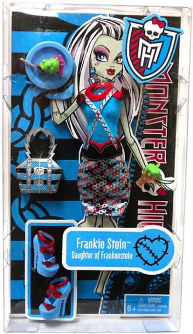 Monster High Frankie Stein Fashion Pack