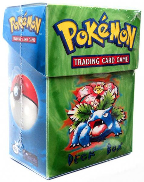 Pokemon Venosaur Standard Deck Box