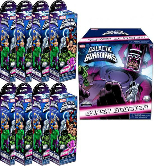 Marvel HeroClix Galactic Guardians ClixBrick