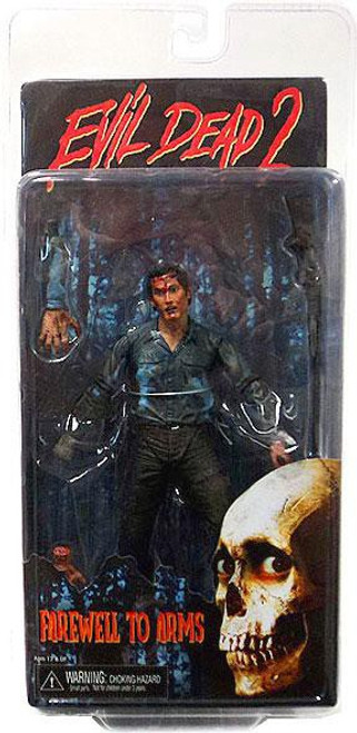 NECA Evil Dead 2 Ash Action Figure [Farewell To Arms]