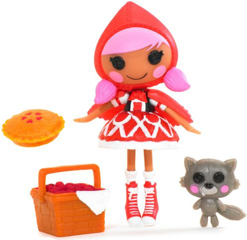Lalaloopsy Scarlet Riding Hood 3-Inch Mini Figure