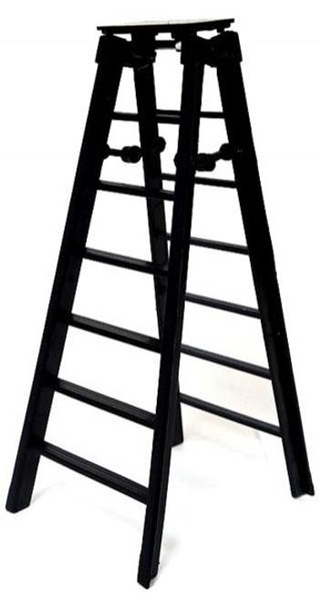 WWE Wrestling Ladder Action Figure Accessory [Black Loose]