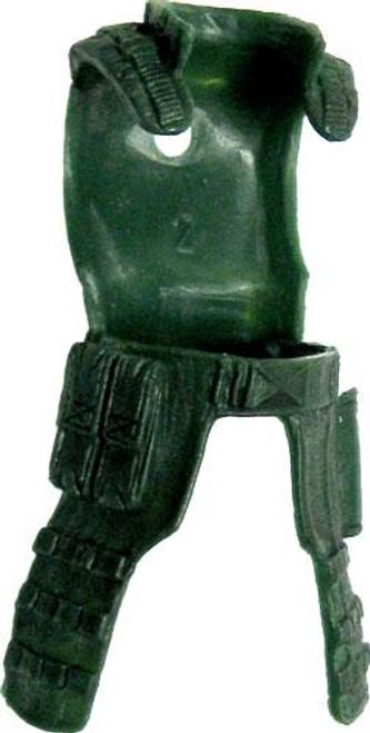 GI Joe Loose Backpack Harness Action Figure Accessory [Green Loose]