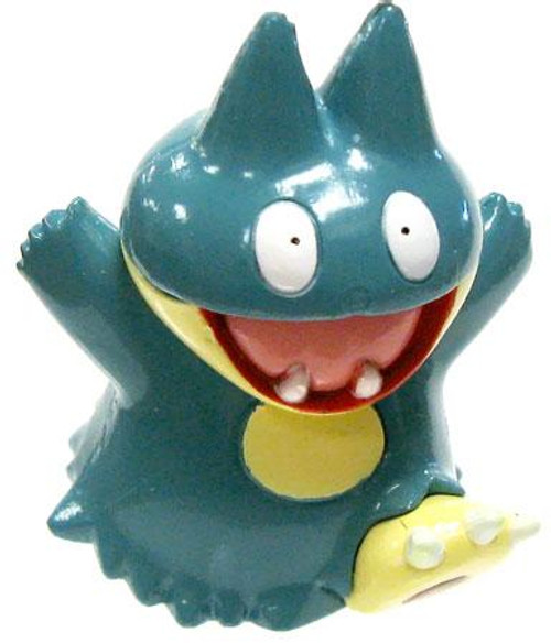 Pokemon Diamond & Pearl Monster Collection Munchlax PVC Figure MC-121 [Japanese, Loose]