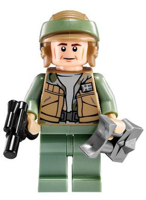 LEGO Star Wars Loose Rebel Commando Minifigure [Pistol & Macrobinoculars Loose]