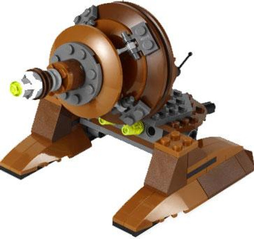 LEGO Star Wars The Clone Wars Loose Mini Vehicles LR1K Sonic Cannon Loose Vehicle [Loose]