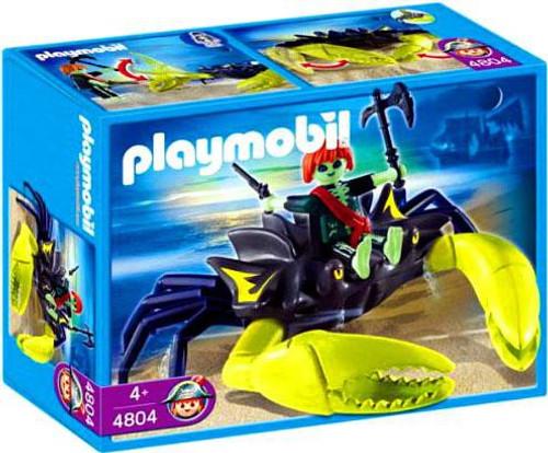 Playmobil Ghost Pirates Giant Crab Set #4804