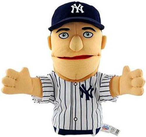 MLB New York Yankees Alex Rodriguez 10-Inch Plush Puppet