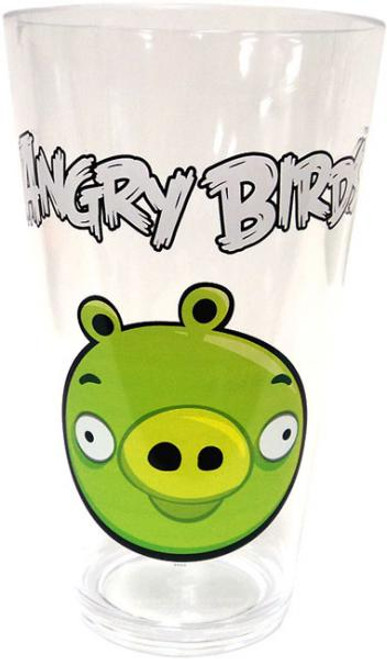 Angry Birds Neutral Pig 23 oz. Tumbler