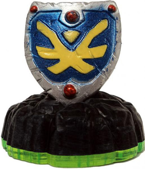 Skylanders Loose Sky-Iron Shield Figure [Loose]