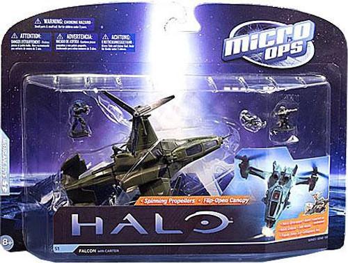 McFarlane Toys Halo Micro Ops Series 1 Falcon Large Mini Figure