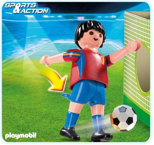 Playmobil Sports & Action Spain Set #4730