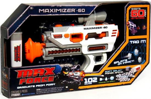 Max Force Long Range Maximizer 60 Roleplay Toy