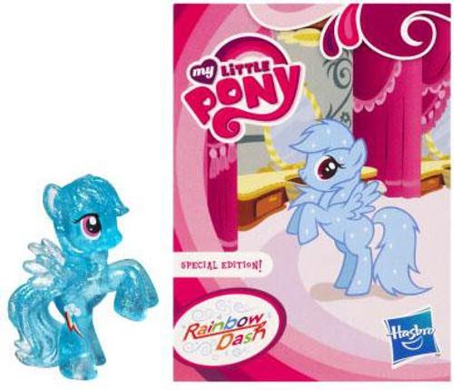 My Little Pony Series 1 Glitter Rainbow Dash 2-Inch PVC Figure