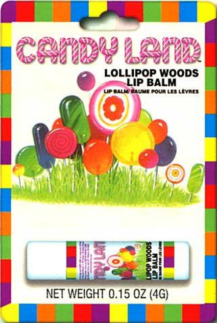 Candy Land Lollipop Woods Lip Balm