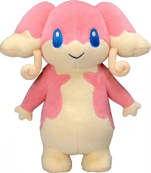 Pokemon 8 Inch Audino Plush N-22