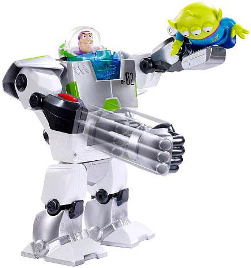 Toy Story To Infinity and Beyond Space Mission Buzz Lightyear Exclusive Action Figure [Turbo Suit]