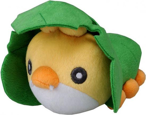 Pokemon 7 Inch Sewaddle Plush N-25