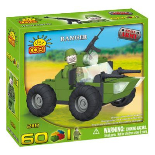COBI Blocks Small Army Ranger Set #2118