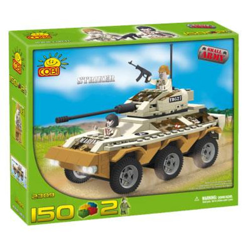 COBI Blocks Small Army Striker Set #2309