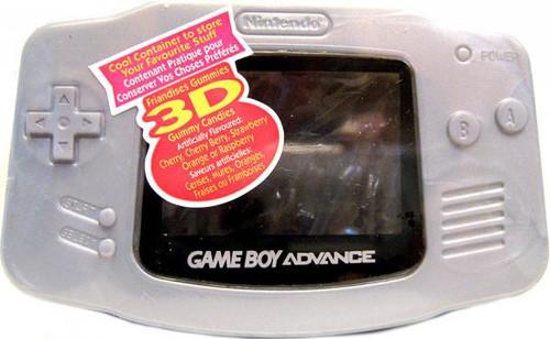 Nintendo Gameboy Advance Candy [Silver]