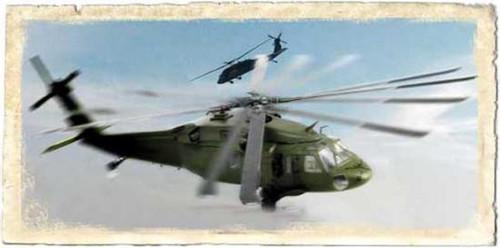 Forces of Valor Battle Extreme Series U.S. UH-60 Black Hawk Helicopter 1/7