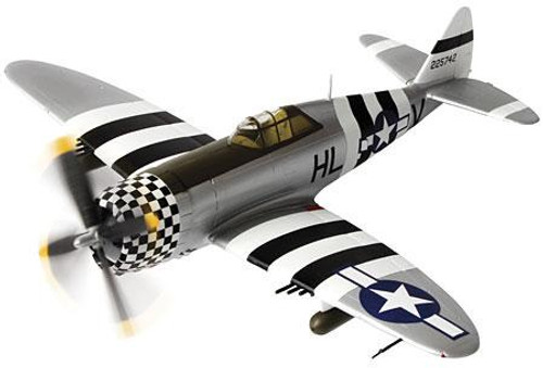 Forces of Valor s of Valor 1:72 D-Day Commemorative Series P-47D Thunderbolt 1/7 [France]