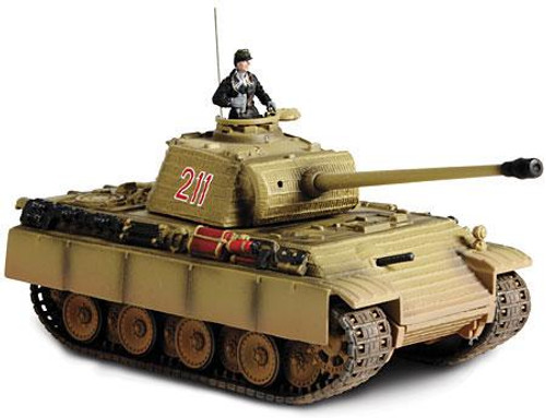 Forces of Valor s of Valor 1:72 Enthusiast Series Vehicles German Panther Ausf. G 1/7 [Italy]
